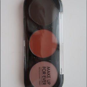 Makeup Forever custom palette